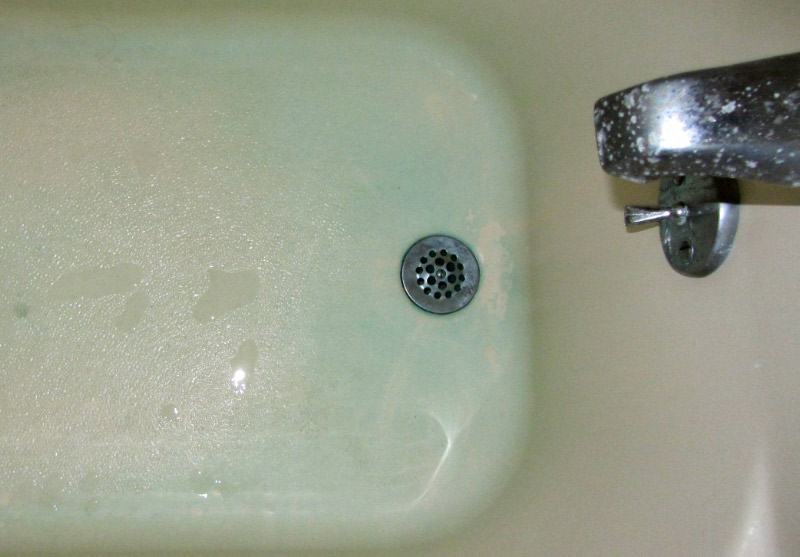 How To Remove Green Copper Stains From Bathtub - Bathtub Ideas