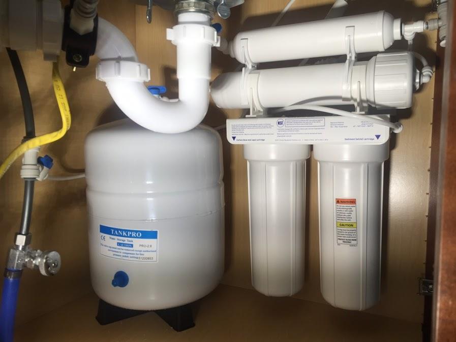 Reverse Osmosis Drinking System Fruitland Maryland Ro